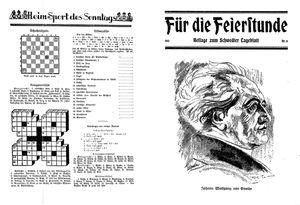 Schwedter Tageblatt vom 18.03.1932