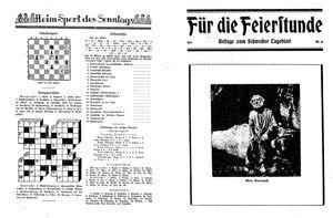 Schwedter Tageblatt vom 14.10.1932