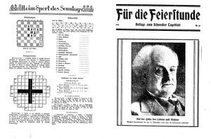 Schwedter Tageblatt vom 11.11.1932