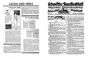Schwedter Tageblatt vom 10.12.1932