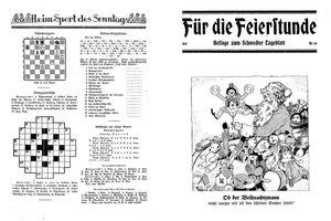 Schwedter Tageblatt on Dec 16, 1932