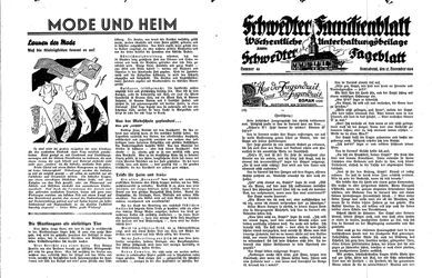 Schwedter Tageblatt (17.11.1934)