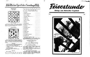 Schwedter Tageblatt on Apr 26, 1935