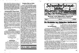 Schwedter Tageblatt vom 02.05.1935