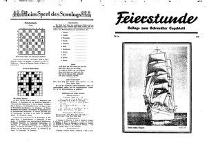 Schwedter Tageblatt vom 03.05.1935