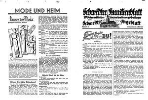 Schwedter Tageblatt on May 4, 1935