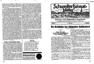 Schwedter Tageblatt vom 15.05.1935
