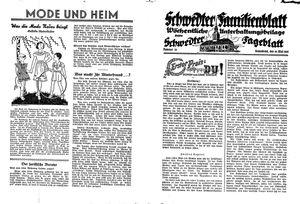Schwedter Tageblatt vom 18.05.1935