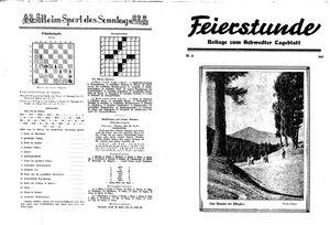 Schwedter Tageblatt vom 07.06.1935