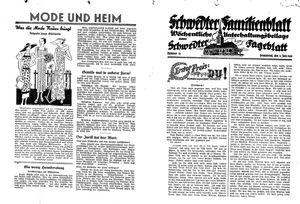 Schwedter Tageblatt vom 08.06.1935