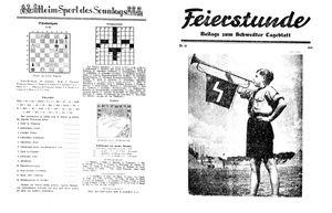 Schwedter Tageblatt vom 22.06.1935