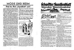 Schwedter Tageblatt vom 27.07.1935