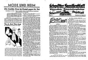 Schwedter Tageblatt vom 03.08.1935