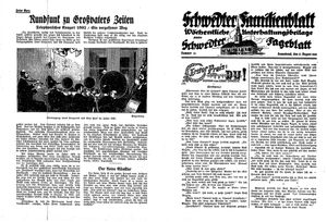 Schwedter Tageblatt vom 17.08.1935