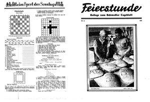 Schwedter Tageblatt vom 14.09.1935