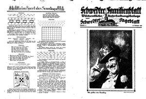 Schwedter Tageblatt vom 26.02.1938