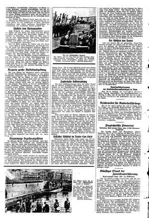 Schwedter Tageblatt on May 6, 1938