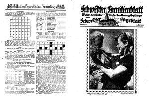 Schwedter Tageblatt vom 14.05.1938