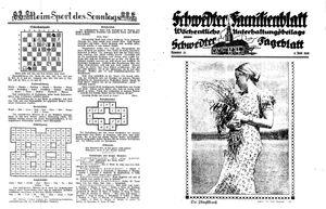Schwedter Tageblatt vom 04.06.1938