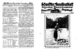 Schwedter Tageblatt vom 11.06.1938