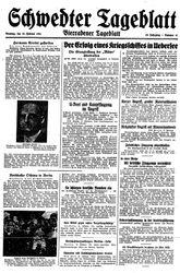 Schwedter Tageblatt (21.10.1941)