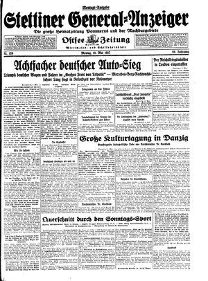 Stettiner General-Anzeiger vom 10.05.1937