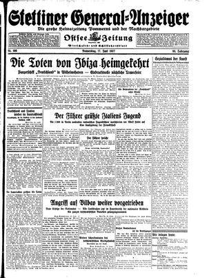 Stettiner General-Anzeiger vom 17.06.1937