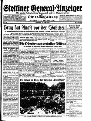 Stettiner General-Anzeiger vom 19.06.1937