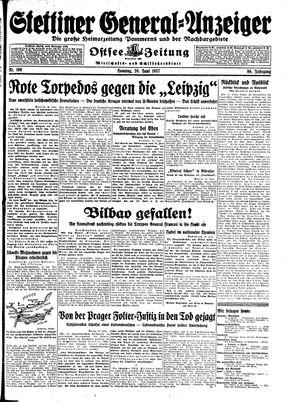 Stettiner General-Anzeiger vom 20.06.1937