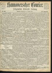 Hannoverscher Courier (17.10.1867)