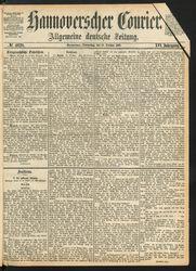 Hannoverscher Courier (21.10.1869)