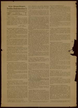 Deutsches Nachrichtenbüro vom 02.01.1937