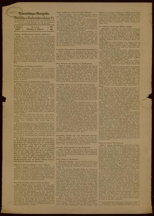 Deutsches Nachrichtenbüro vom 04.01.1937