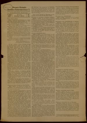 Deutsches Nachrichtenbüro vom 05.01.1937