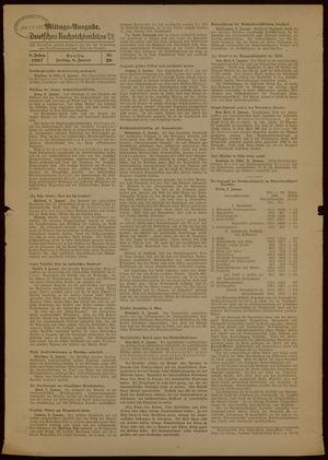 Deutsches Nachrichtenbüro vom 08.01.1937