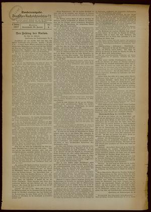 Deutsches Nachrichtenbüro vom 30.01.1937