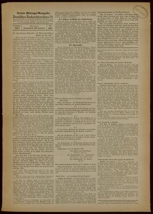 Deutsches Nachrichtenbüro vom 20.02.1937