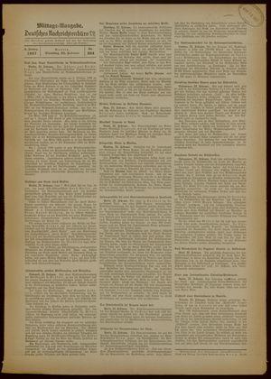 Deutsches Nachrichtenbüro vom 23.02.1937