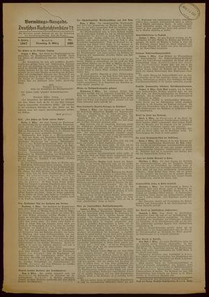 Deutsches Nachrichtenbüro vom 02.03.1937