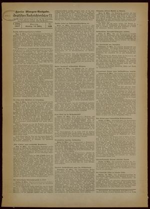 Deutsches Nachrichtenbüro vom 15.03.1937