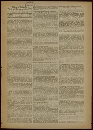 Deutsches Nachrichtenbüro vom 23.03.1937