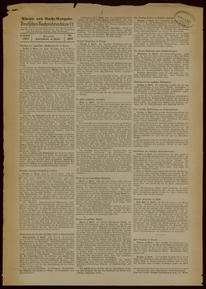 Deutsches Nachrichtenbüro vom 03.04.1937