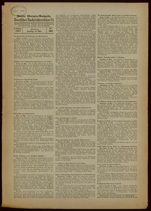Deutsches Nachrichtenbüro on May 14, 1937