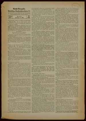 Deutsches Nachrichtenbüro vom 21.05.1937