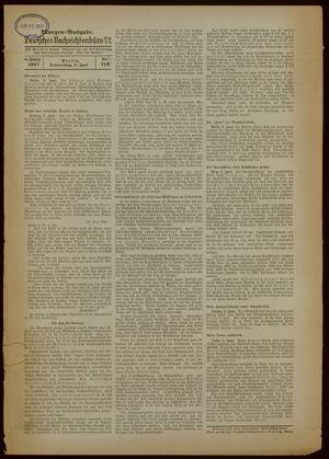 Deutsches Nachrichtenbüro vom 03.06.1937