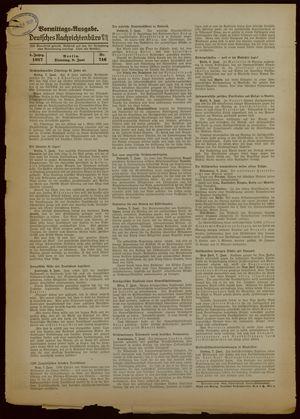 Deutsches Nachrichtenbüro vom 08.06.1937