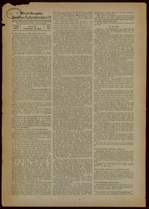 Deutsches Nachrichtenbüro vom 12.06.1937