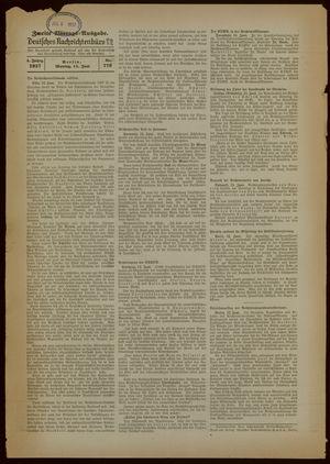 Deutsches Nachrichtenbüro on Jun 14, 1937