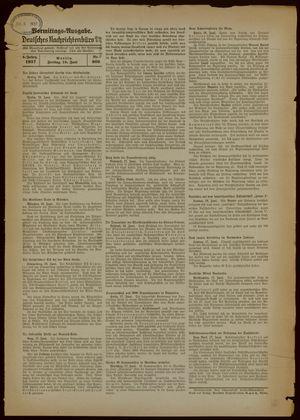 Deutsches Nachrichtenbüro vom 18.06.1937
