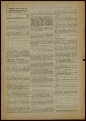 Deutsches Nachrichtenbüro vom 24.06.1937